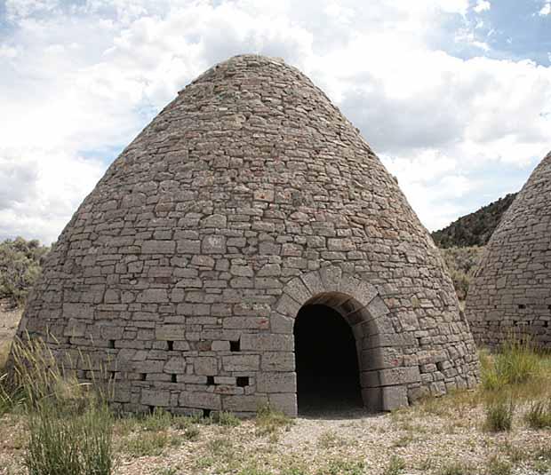 Ward Charcoal Kilns