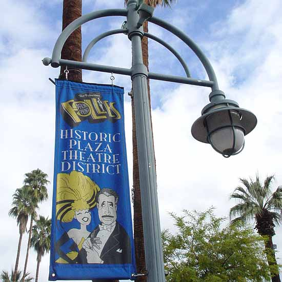 Palm Springs Theatre District